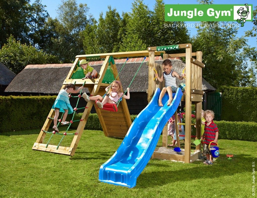 Cooldesign Backyard Jungle Gym ArchitectureNice - Backyard jungle gyms
