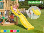 Water games Soaring slippery slide with BoomTree Adventure Playgrounds Dubai