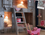 Kids bunk beds BoomTree Adventure Playgrounds Dubai