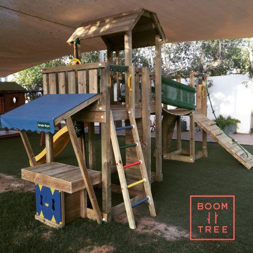 Ihram Kids For Sale Dubai: Jungle Gym Playground Equipment For Odyssey Nursery Dubai