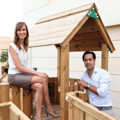 Jungle Gym Playground Sets BoomTree-Adventure Playgrounds Dubai Founders