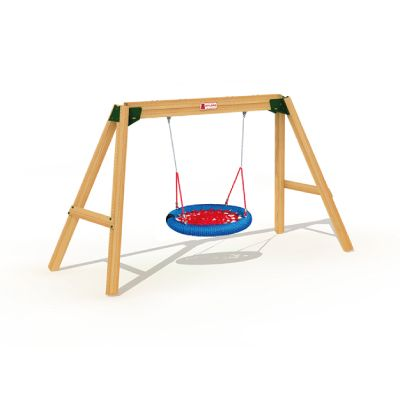 Commercial Playground Equipment Outdoor Swings-BoomTree-Adventure Playgrounds-Dubai