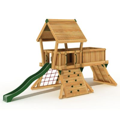 Commercial Playground Equipment Play tower BoomTree-Adventure-Playgrounds-Dubai