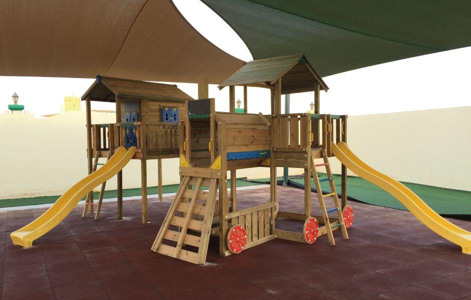 Ihram Kids For Sale Dubai: Preschool Playground Equipment UAE Portfolio