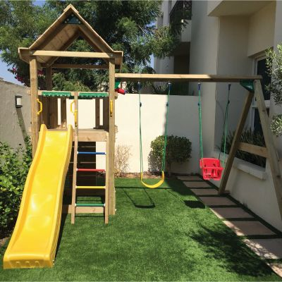 Residential Playground Equipment BoomTree Dubai