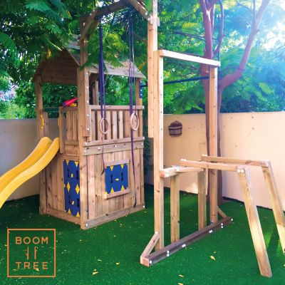 Residential Playground Equipment Springs BoomTree Dubai