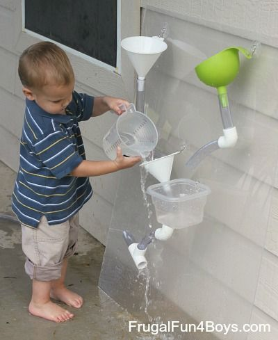 Water games DIY wondrous water wall BoomTree Adventure Playgrounds Dubai2