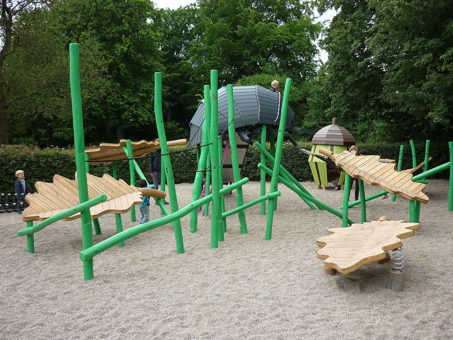 75 must-visit outdoor adventure parks_MonstrumRolypoly nymosen denmark