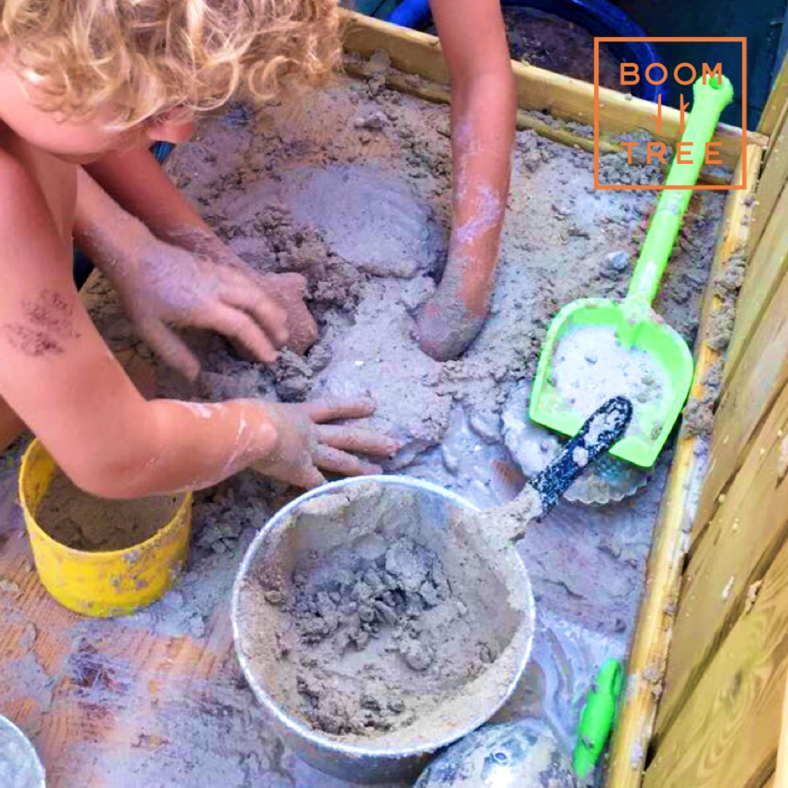 magical mud kitchen BoomTree Adventure Playgrounds