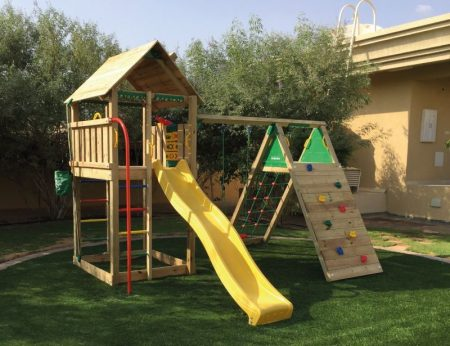 Most-Popular-Playground-Sets-by-BoomTree-Adventure-Playgrounds-Dubai Climbing Frame