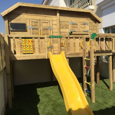 Residential-Playground-Equipment-Garhoud-Dubai-BoomTree-Adventure-Playgrounds