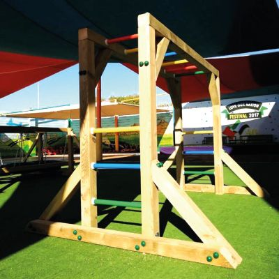 Preschool-Playground-Equipment-UAE-AlAin-Monkey-Bars-BoomTree-Dubai-UAE