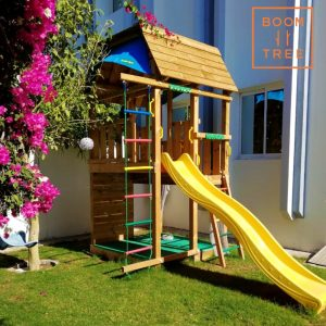 Residential Playground Equipment by BoomTree Dubai UAE