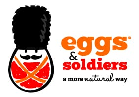 store eggs and soldiers