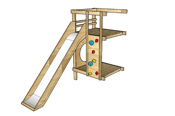 Kids-Bedroom-Play-Tower-Module-Adventure-Sleepers-by-BoomTree-Adventure-Playgrounds-Dubai-UAE
